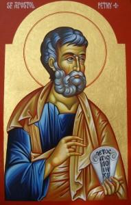 Der Heilige Apostel Petrus